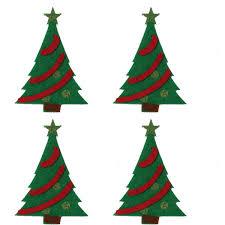 European Glass Frost Gem Tree Ornament Pier 1 Imports Its