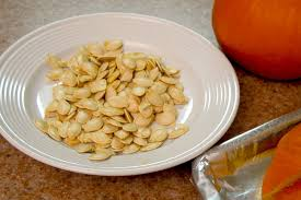 Toasting Pumpkin Seeds In The Oven by Roasted Pumpkin Seeds Three Ways