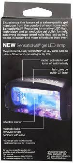 amazon com new sensationail gel led l 11 5 ounce packaging