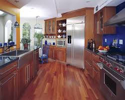 Best Floor For Kitchen by What Is The Best Type Of Flooring For A Kitchen Wood Tiles