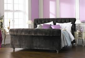 Super King Bed from Frank Hudson Chesterfield Designer Chaopao8