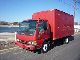 100 Used Box Trucks USED 2001 GMC W3500 BOX VAN TRUCK FOR SALE IN IN NEW JERSEY 11557