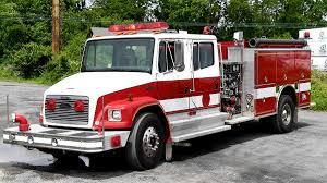 100 Freightliner Fire Trucks SOLD 1997 PIERCE 12501000 Rural Pumper Plus Get 5K