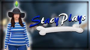 Stacy Plays Create A Sim CAS