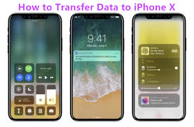 How to Transfer Data to iPhone X from Old iPhone