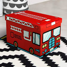 Only $16.99 - Fire Truck Design Kids Toy Box From Otto & Ben Folding ... Car Games For Kids Fun Cartoon Airplane Police Fire Truck Race Rescue Toy Game For Toddlers And With Children Fireman Sam Truck 6 V Ride On By Choice Products Official Results Of The 2017 Eone Pull Green Toys Pottery Barn Trucks Craftulate Drawing At Getdrawingscom Free Personal Use Acvities Jdaniel4s Mom Blazenfun North Phoenix Fast Company Last Night Midnight A Big Blue Fire Truck