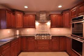 Primitive Kitchen Backsplash Ideas by Pictures Of Kitchens With Cherry Cabinets Knotty Alder Cabinets