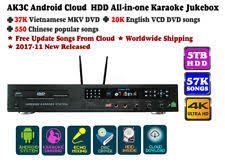 Karaoke Players & Mic Based Players with Digital Echo