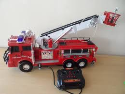 TONKA TOYS GIANT Remote Control FIRE ENGINE WORKING With Motorized ... Lot 246 Vintage Remote Control Fire Truck Akiba Antiques Kid Galaxy My First Rc Toddler Toy Red Helicopter Car Rechargeable Emergency Amazoncom Double E 4 Wheel Drive 10 Channel Paw Patrol Marshal Ride On Myer Online China Fire Truck Remote Controlled Nyfd Snorkel Unit 20 Jumbo Rescue Engine Ladder Is Great Fun Super Sale Squeezable Toysrus