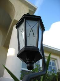 how to bugs that collect on outdoor lights hunker