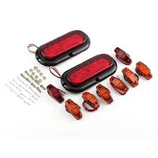 Philippines   UINN 10 PCS Truck Side Marker Lights Kit Including LED ... 1pc 8 Led Side Marker Red Amber Truck Trailer Clearance Lights Lamp Partsam 20 Pcs 2 Beehive Led Marker Lights Truck Boat Trailer Amazoncom Peterbiltstyle 615inch 12 Amber Diodes 2009 2014 F150 Front Llights F150ledscom Features 6pcs 12v Side Indicator Oval Phoenix P1 Clearance Light Elite Accsories Best Marker Lights For Trucks Cab Rangerforums The Ultimate Ford Ranger Resource Cheap Rv Find Deals On Line At Ijdmtoy 5pcs Black Smoked Roof Top Running Lamps With Dodge Ram Unique 2006 2500hd Quad