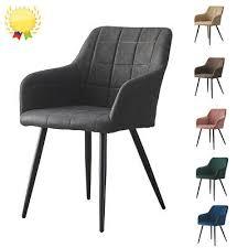 2er esszimmerstühle samt kunstleder pu esszimmerstuhl küchen
