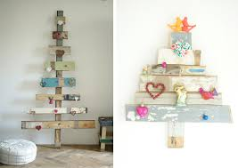Wool And Wood Rustic Eco Friendly DIY Christmas Tree