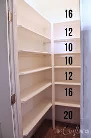 the 25 best pantry shelving ideas on pinterest pantry ideas