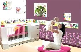 décorer une chambre de bébé idee decoration chambre bebe garcon deco chambre fille idee