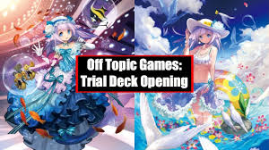 Trial Deck 9 by Cardfight Vanguard Debut Of Divas Trial Deck Opening Youtube