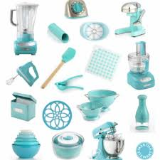Turquoise Kitchen Accessories Love This And Can Mix