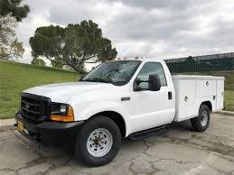 100 Ford F350 Utility Truck 2000 FORD For Sale In North Hills California Papercom