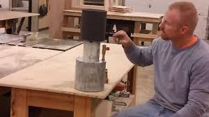home made kerosene heater youtube