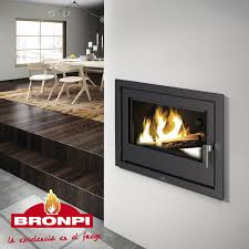 3 Sided Fireplace Wood Burning