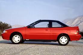 1991 95 Hyundai Scoupe