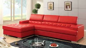 red sectional sofas design ideas youtube