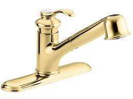 Unlacquered Brass Bar Faucet by 100 Unlacquered Brass Gooseneck Kitchen Faucet 100 Kohler