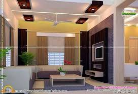 Interior Designs Of Bedroom Living Room And Dining By A CUBE Builders Developers Thrissur Kerala
