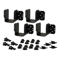 Black Decorative Joist Hangers by Limited Lifetime Warranty Joist Hangers Builders Hardware
