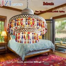 33690 M Best Price Bohemian Pendant Light Mediterranean Style Lighting SouthEast Asia Lamp Decoration Led