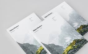 100 Modern Design Magazines Alpine Magazine Fonts In Use