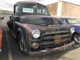 1953 Dodge Pickup For Sale | ClassicCars.com | CC-1027916 1951 Dodge Pilot House Rat Rod Truck Hot Street Custom Alfred State Students Raising Funds To Run 53 Hemmings Daily Pucon Chile November 20 2015 Pickup Ram In The Beastly 2500 Bangshiftcom Ebay Find A Monstrous 1967 Sweptline Show M37 Military Dodges Estrada Motsports 194853 Trucks Zerk Access Covers Youtube Restomod Wkhorse 1942 Wc53 Carryall Turbodiesel Diesel Army Lifted 4th Gen Pics Em Off Page Dodge Ram Forum 1953 For Sale Classiccarscom Cc1061522 Page 3 Gamesmodsnet Fs17 Cnc Fs15 Ets 2 Mods