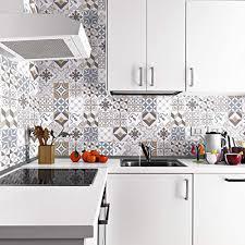 home décor 1m wasserdichte fliesen wandaufkleber boden küche