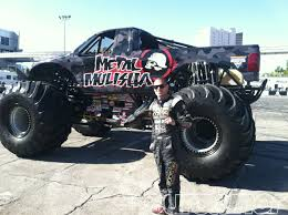 Brian Deegan Reveals 2012 Metal Mulisha Monster Truck - Web ...