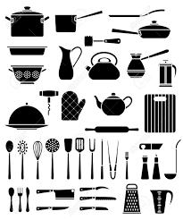 image d ustensiles de cuisine matriel de cuisine awesome griffonnage de matriel d ustensile