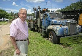 Family Treasures Old Mack Truck - News - Ocala.com - Ocala, FL ...