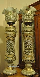 Fenton Fairy Lamp Insert by 83 Best Oil Lamp Images On Pinterest Vintage Lamps Antique Oil