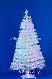 Mini Fibre Optic Christmas Tree by Fiber Optic Christmas Tree White Fiber Optic Christmas Tree White