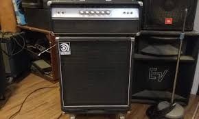 Ampeg V4 Cabinet For Bass by Ampeg Cabinets That Fit Under The Original V4b Head Talkbass Com