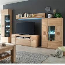wohnzimmer möbel serie badalona 05 in eiche bianco massiv selbst zusammenstellen