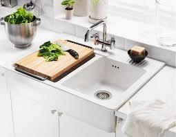 villeroy boch arcora 60 1 5 bowl sink ceramic line kitchen
