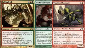 mtg deck ideas magic the gathering gatecrash deck ideas