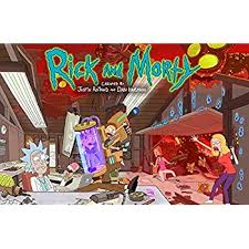Amazon Rick And Morty