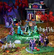 Lemax Halloween Village 2017 by Lemax Spooky Town Collectibles Lemax Spooky Town Villages