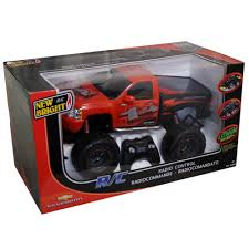 New Bright 1:8 Scale Full Function Assorted Remote Control Silverado ... New Bright 143 Scale Rc Monster Jam Mohawk Warrior 360 Flip Set Toys Hobbies Model Vehicles Kits Find Truck Soldier Fortune Industrial Co New Bright Land Rover Lr3 Monster Truck Extra Large With Radio Neil Kravitz 115 Rc Dragon Radio Amazoncom 124 Control Colors May Vary 16 Full Function 96v Pickup 18 44 Grave New Bright Automobilis D2408f 050211224085 Knygoslt Industries Remote Rugged Ride Gizmo Toy Ff Rakutencom