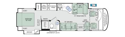 R Pod Camper Floor Plans by Palazzo Class A Diesel Motorhome Diesel Pusher By Thor Motor