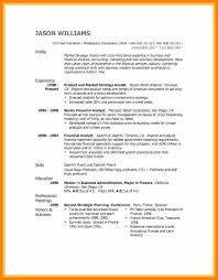 Resume Profile Statementprofile Statement For Examples Writing A Sample Statements And Objectives Summary