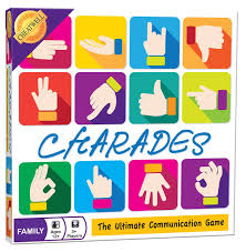 Cheatwell Games Family Charades Board Game Amazoncouk Toys