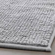 toftbo badematte grauweiß meliert 50x80 cm ikea schweiz