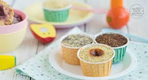 apfelmus muffins ohne zucker und ei backen macht glücklich